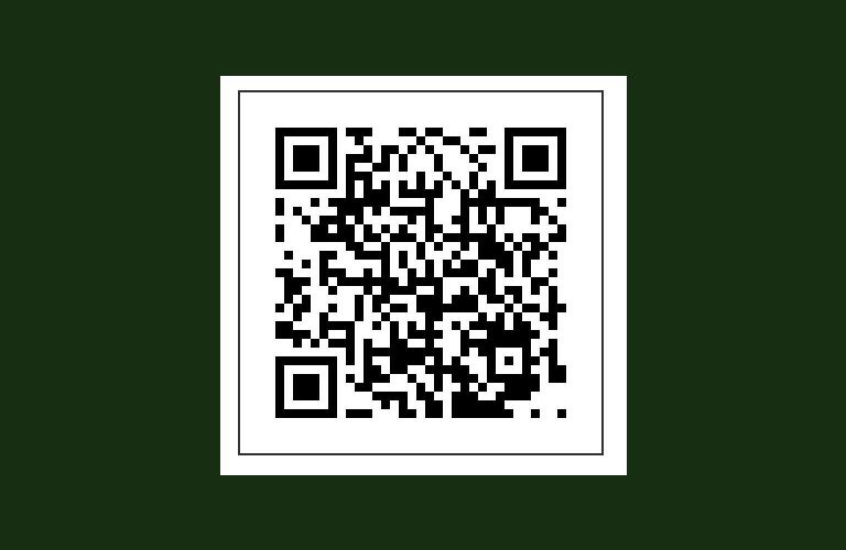 Utiliza el código QR para ver la carta