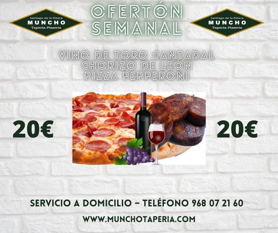 Ofertón de la semana en MunchoTaperia.com